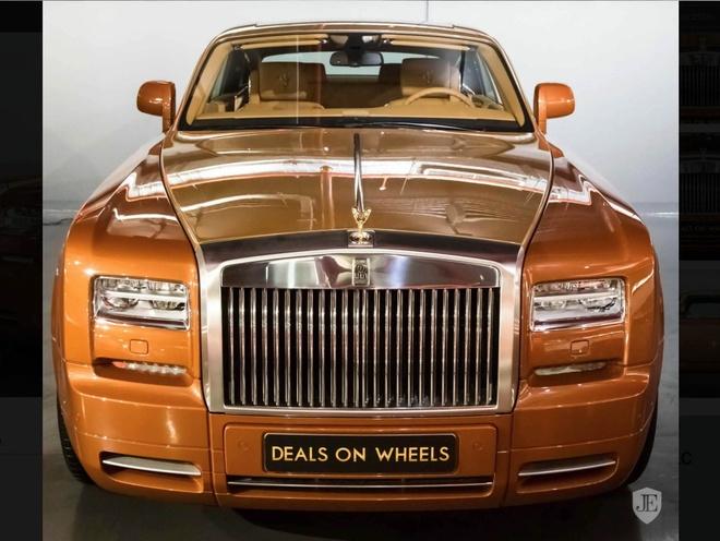 Rolls-Royce Phantom Coupe ban dac biet gia 550.000 USD hinh anh 3