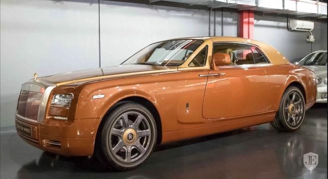 Rolls-Royce Phantom Coupe ban dac biet gia 550.000 USD hinh anh 1
