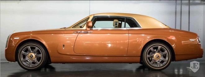 Rolls-Royce Phantom Coupe ban dac biet gia 550.000 USD hinh anh 2