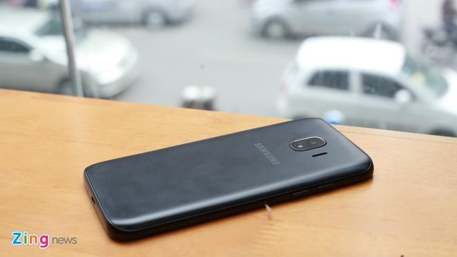 Samsung Galaxy J2 Pro - thiet ke dep trong tam gia 3 trieu hinh anh 1