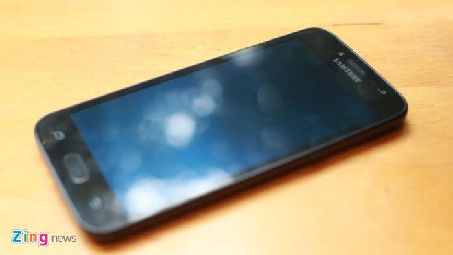 Samsung Galaxy J2 Pro - thiet ke dep trong tam gia 3 trieu hinh anh 2