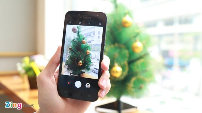 Samsung Galaxy J2 Pro - thiet ke dep trong tam gia 3 trieu hinh anh 6