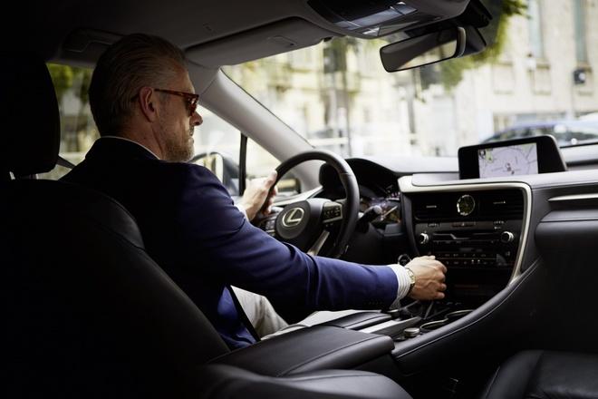 Lexus RX 450h Sport Edition 2018 ra mat hinh anh 6