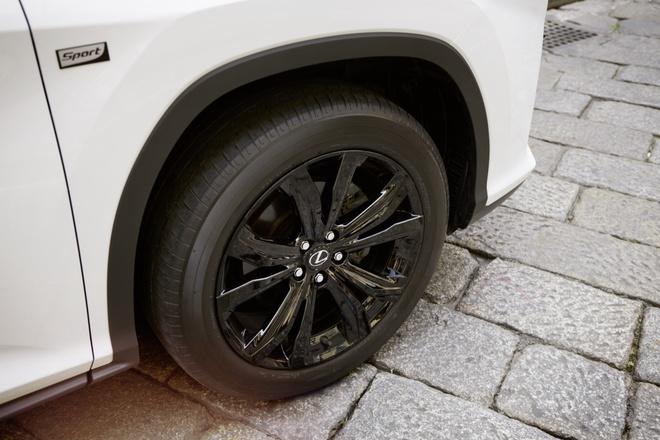 Lexus RX 450h Sport Edition 2018 ra mat hinh anh 3