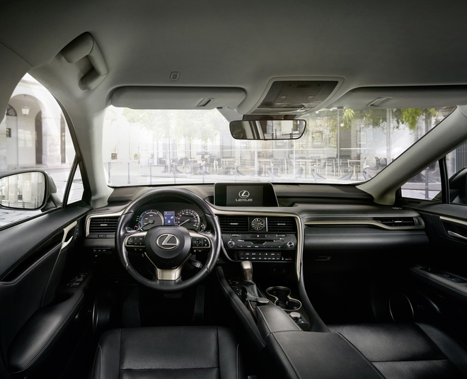 Lexus RX 450h Sport Edition 2018 ra mat hinh anh 5