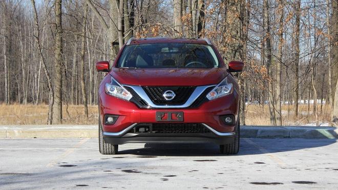 Nissan Murano 2018: Dep va ca tinh hinh anh 2