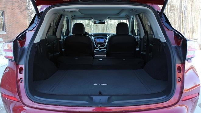 Nissan Murano 2018: Dep va ca tinh hinh anh 5