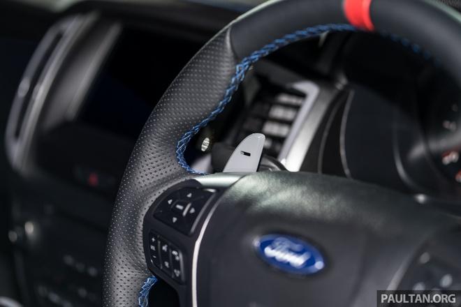 Ford Ranger Raptor chinh thuc ra mat tai Dong Nam A hinh anh 9