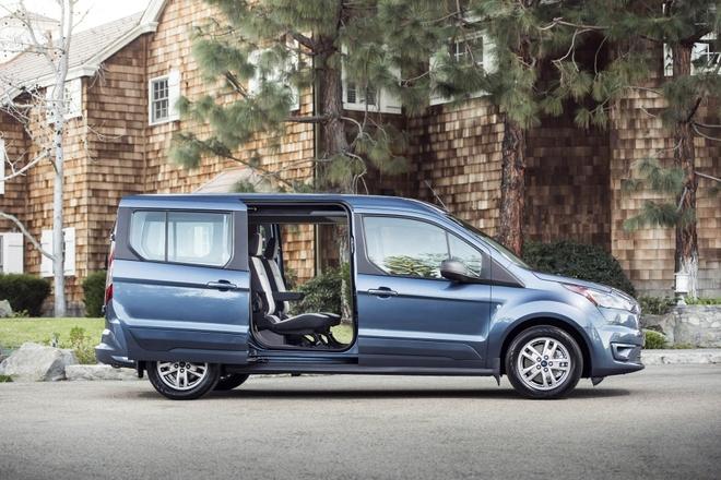 Ford Transit Connect 2018 duoc trang bi tro ly ao hinh anh 4