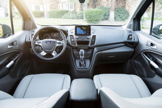 Ford Transit Connect 2018 duoc trang bi tro ly ao hinh anh 6