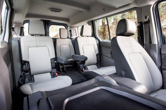Ford Transit Connect 2018 duoc trang bi tro ly ao hinh anh 8