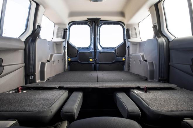 Ford Transit Connect 2018 duoc trang bi tro ly ao hinh anh 9