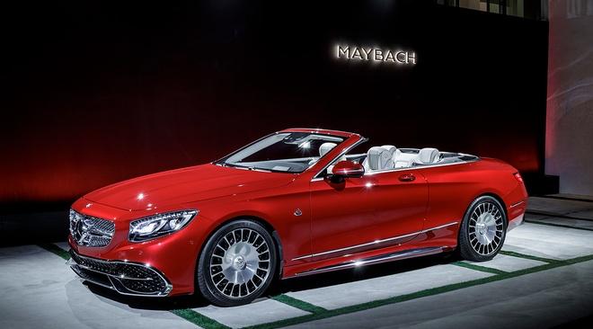 5 mau xe sang tot nhat trong lich su Mercedes-Benz hinh anh 4