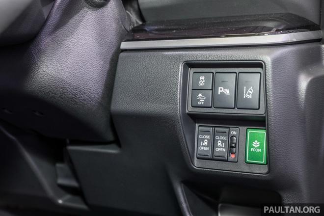 Honda Odyssey 2018 ra mat tai Malaysia, gia tu 65.000 USD hinh anh 6