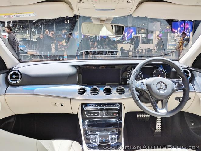 Mercedes-Benz ra mat mau xe da nang E-Class All-Terrain 2018 tai An Do hinh anh 2