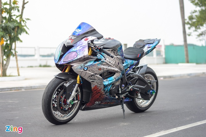 BMW S1000RR full carbon anh 1