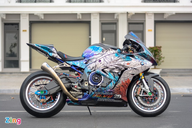 BMW S1000RR full carbon anh 3