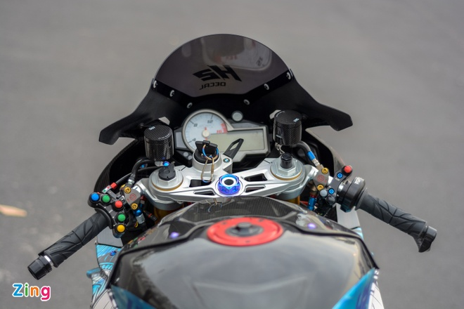 BMW S1000RR full carbon anh 8