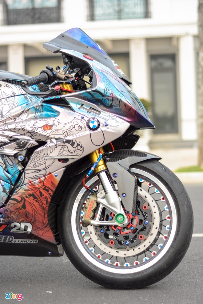 BMW S1000RR full carbon anh 5