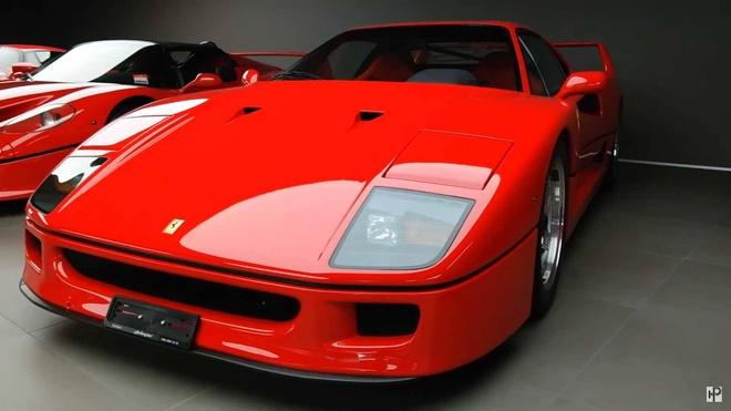 Bo suu tap Ferrari do so nhat the gioi hinh anh 4