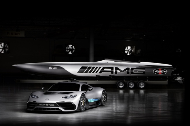 Du thuyen 3.100 ma luc lay cam hung Mercedes-AMG Project One hinh anh 1