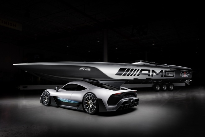 Du thuyen 3.100 ma luc lay cam hung Mercedes-AMG Project One hinh anh 4