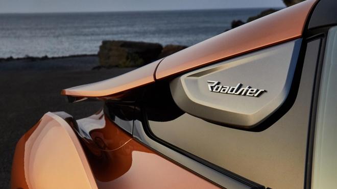 BMW i8 Roadster duoc ban ra trong thang 3, gia 164.000 USD hinh anh 5