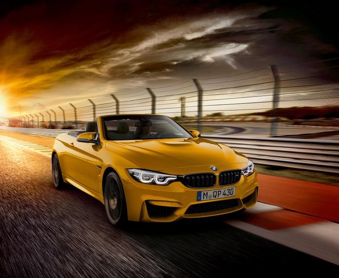 BMW M4 la lam voi phien ban ky niem hinh anh