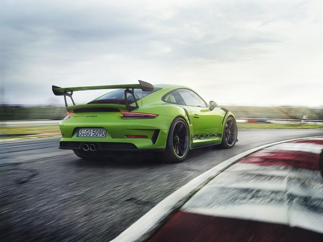 Porsche 911 GT3 RS ban nang cap lo dien hinh anh 3