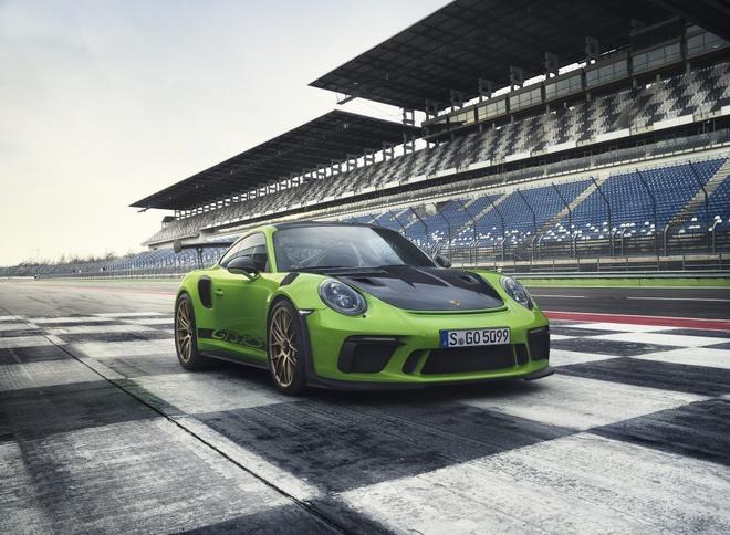 Porsche 911 GT3 RS ban nang cap lo dien hinh anh 1