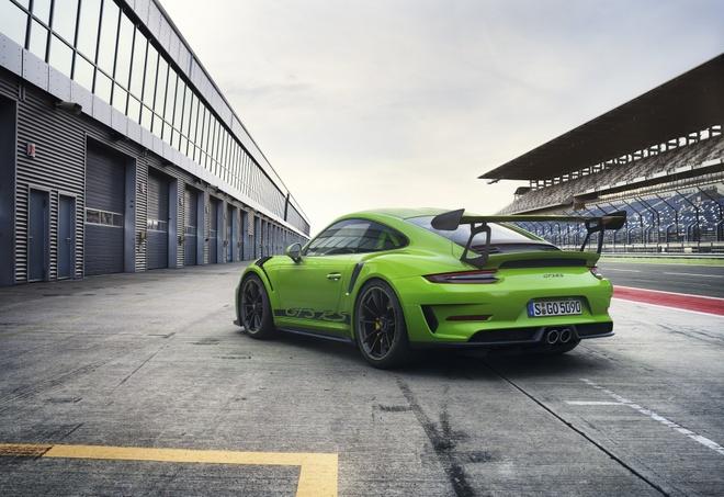 Porsche 911 GT3 RS ban nang cap lo dien hinh anh 6