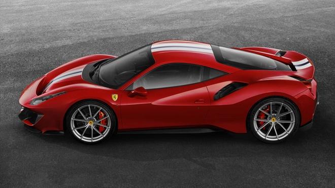 Ferrari 488 Pista chinh thuc lo dien hinh anh 3