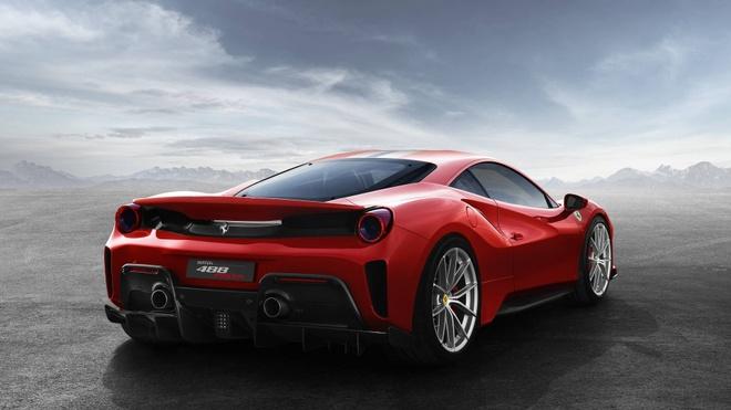 Ferrari 488 Pista chinh thuc lo dien hinh anh 2