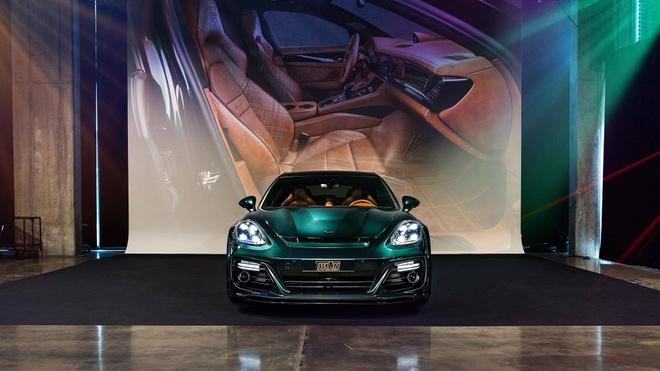 Porsche Panamera Sport Turismo voi noi that da anh 1