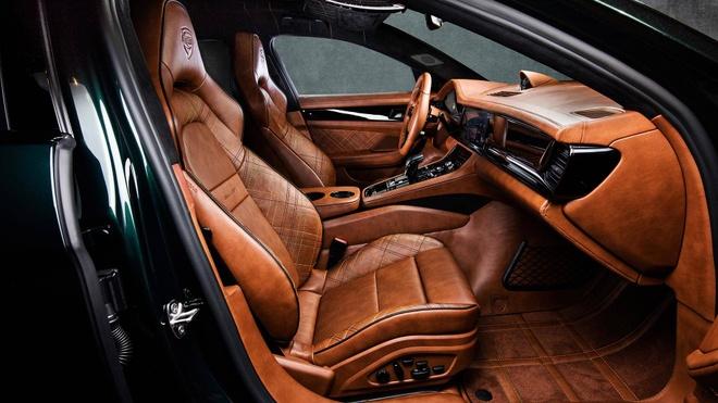 Porsche Panamera Sport Turismo voi noi that da anh 5
