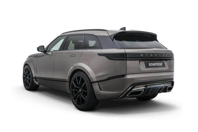 Range Rover Velar ham ho hon voi ban do widebody anh 8