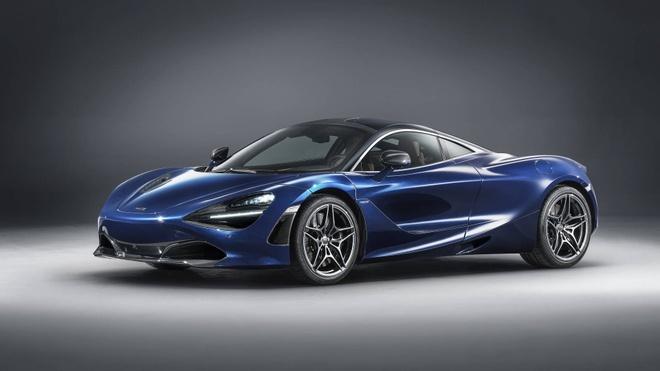 McLaren 720S phien ban doc nhat gia 390.000 USD hinh anh
