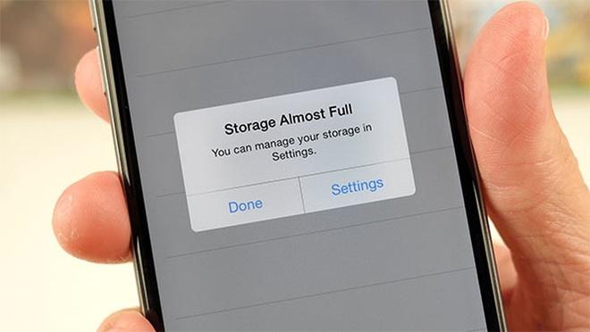 8 cach don gian giai phong bo nho iPhone hinh anh