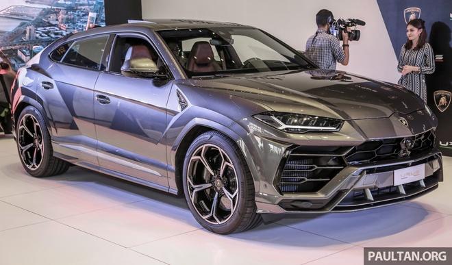 Lamborghini Urus Ra Mắt Tại đong Nam A Gia 255 000 Usd Sieu Xe