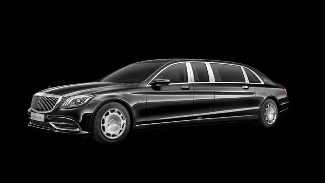 Mercedes-Maybach Pullman 2019 - sieu limosine gia nua trieu USD hinh anh 1