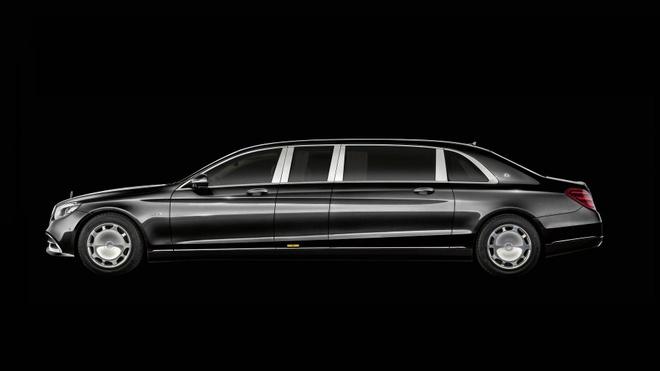 Mercedes-Maybach Pullman 2019 - sieu limosine gia nua trieu USD hinh anh 6