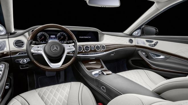 Mercedes-Maybach Pullman 2019 - sieu limosine gia nua trieu USD hinh anh 4