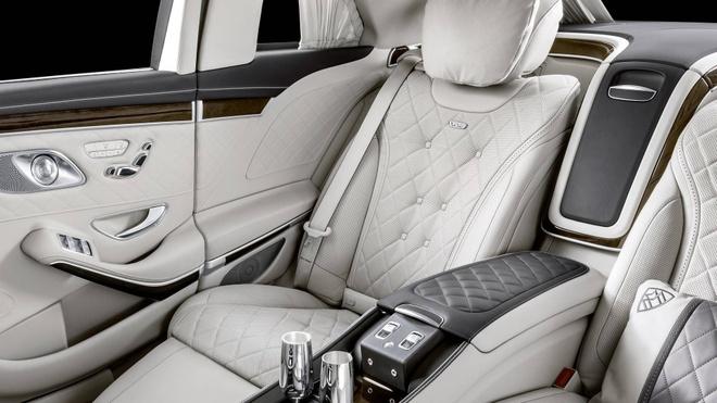 Mercedes-Maybach Pullman 2019 - sieu limosine gia nua trieu USD hinh anh 5