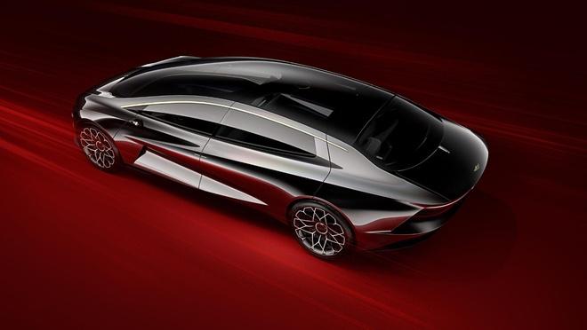 Concept xe dien tu lai voi thiet ke tu tuong lai cua Aston Martin hinh anh