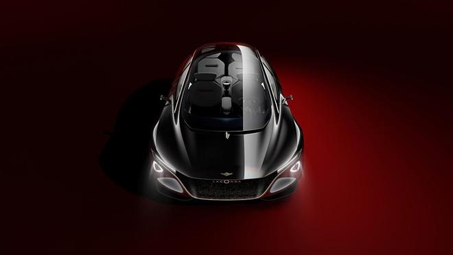 Concept xe dien tu lai voi thiet ke tu tuong lai cua Aston Martin hinh anh 3