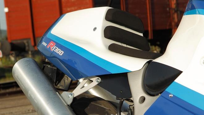 Suzuki Hayabusa 'xuong doi' thanh GSX-R1100 hinh anh 5