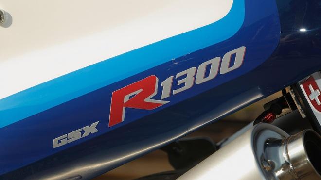 Suzuki Hayabusa 'xuong doi' thanh GSX-R1100 hinh anh 8