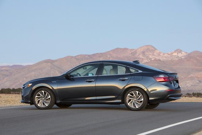 Honda sap ra mat Insight 2019, tieu thu nhien lieu 4,2l/100 km hinh anh