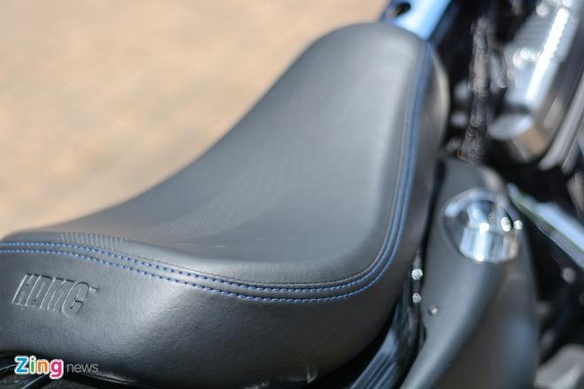Harley-Davidson Forty-Eight phien ban dac biet tai Viet Nam hinh anh 5