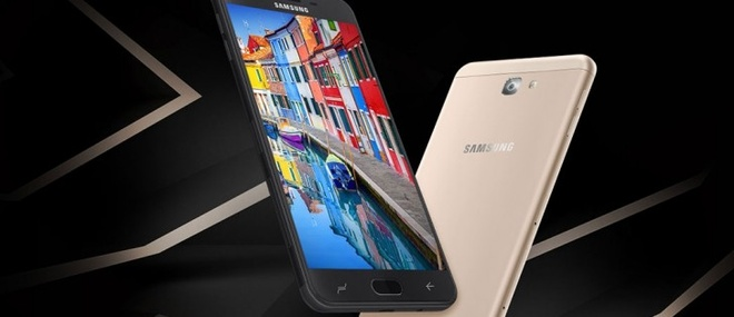 Samsung J7 Prime 2 lo dien tai An Do hinh anh